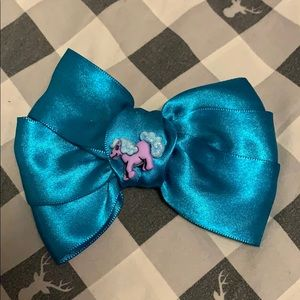 Other - Purple horse hairbow